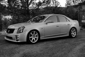 2004-2007 Cadillac CTS-V