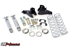 Coil-Over Kits - Rear