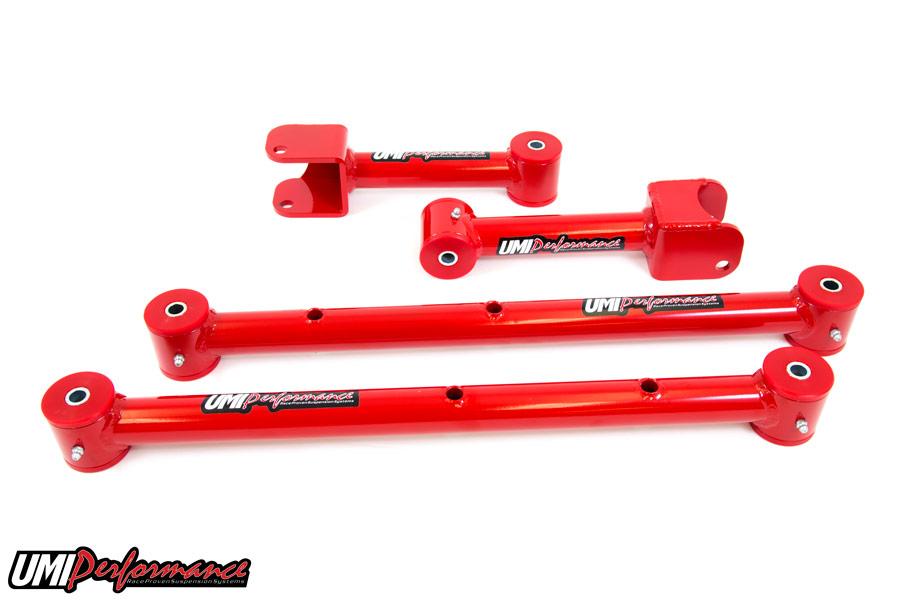 Rear Upper 1 Pack Rein Automotive SCA0367 Suspension Control Arm