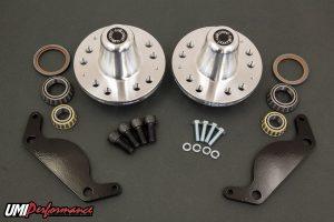 C5 Brake Conversion