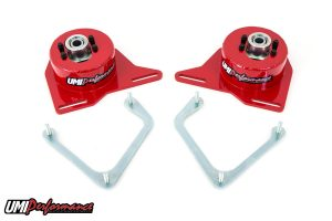 Caster & Camber Plates