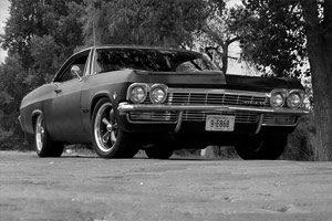 UMI Performance 65-70 Impala B-Body Adjustable Panhard Bar Black