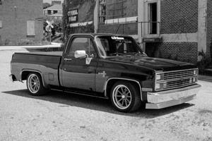 1963-1987 GM C10/C15