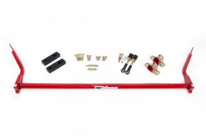 Splined sway bar