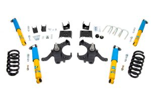 UMI 4.5/6 lowering kit with shocks
