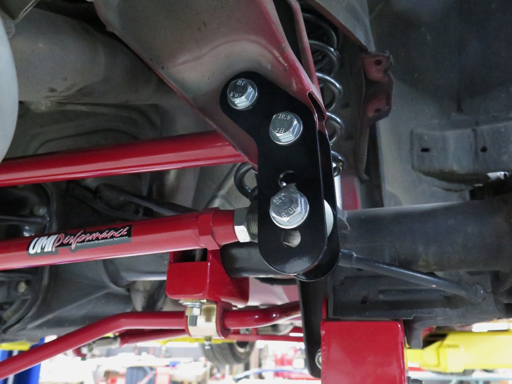 Performance Ford Nj >> UMI Releases New Product: Panhard Bar Lowering/Leveling ...