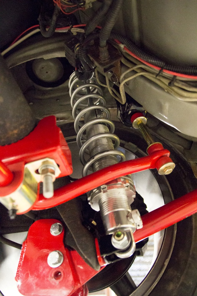 Umi Releases New Product Bolt In Rear Coil Over Kit For
